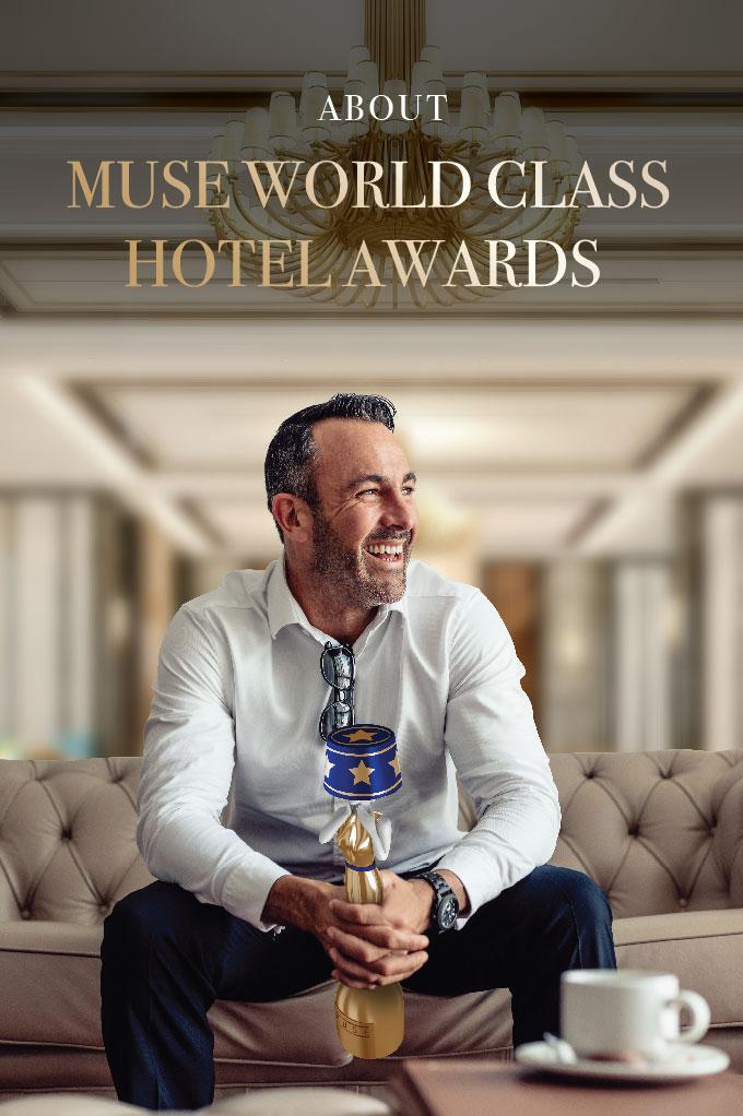 MUSE Hotel Awards | World Luxury Hotel Awards