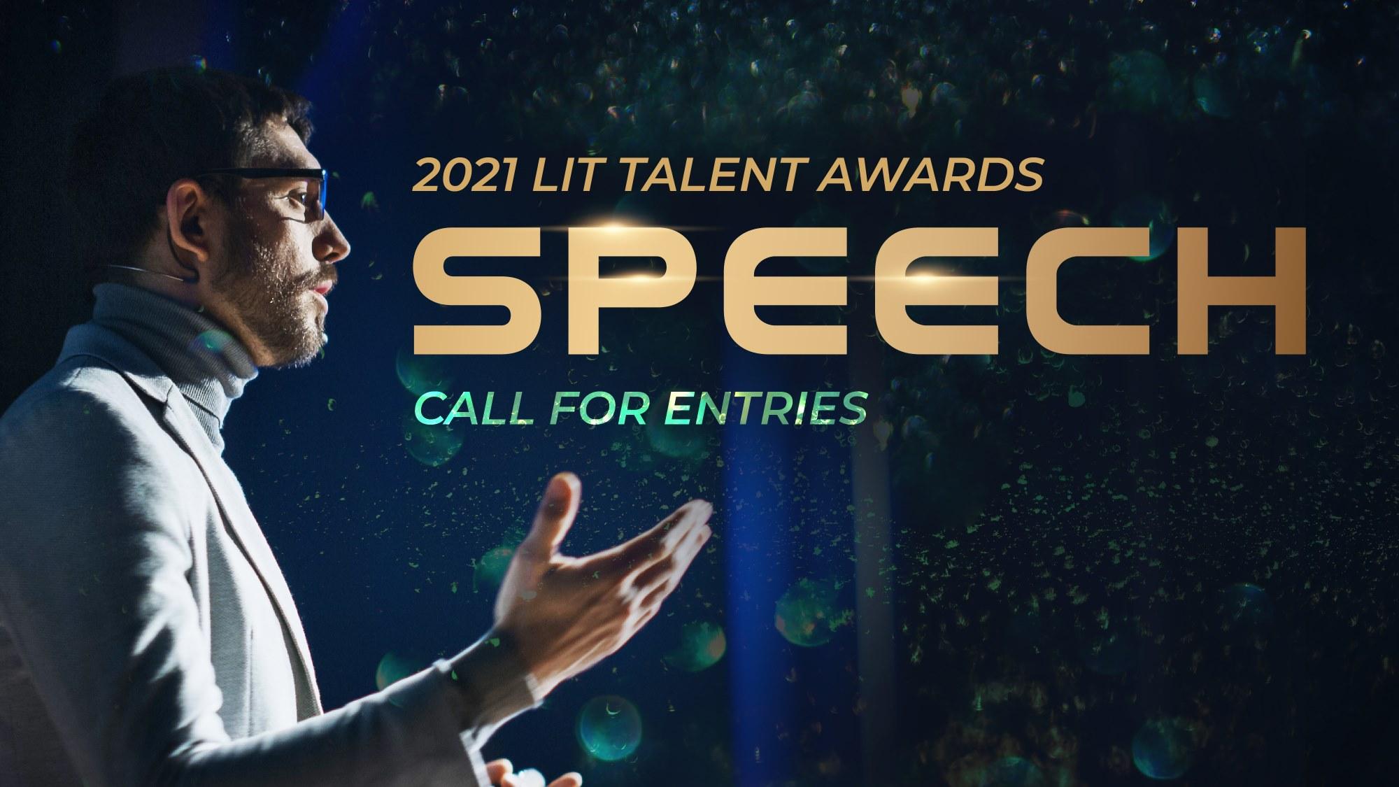 LIT Talent Awards | Speech Performance